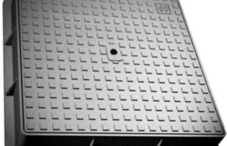 دریچه منهول مربعی